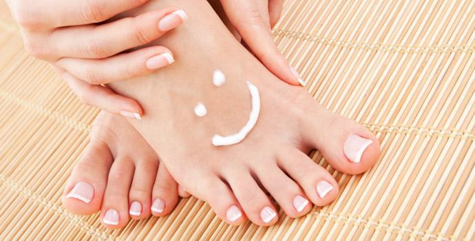 Saúde e beleza dos pés