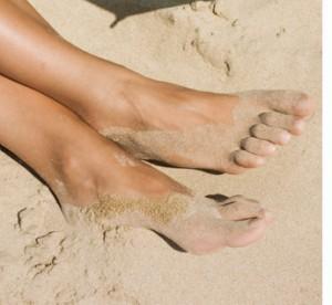 Pés Saudáveis – Dicas de Verão